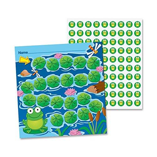 Incentive Chart Frogs - Carson-Dellosa 148007 Mini Incentive Chart Frog 660 Pieces/PK Multi-Color
