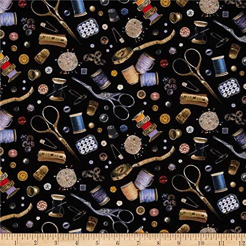 sewing machine print fabric - 2