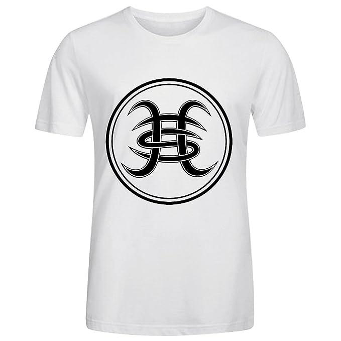 Heroes Del Silencio Music Logo Camisa Básica Blanco: Amazon.es: Ropa y accesorios