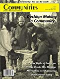 img - for Communities Magazine #109 (Winter 2000)   Decision Making in Community book / textbook / text book