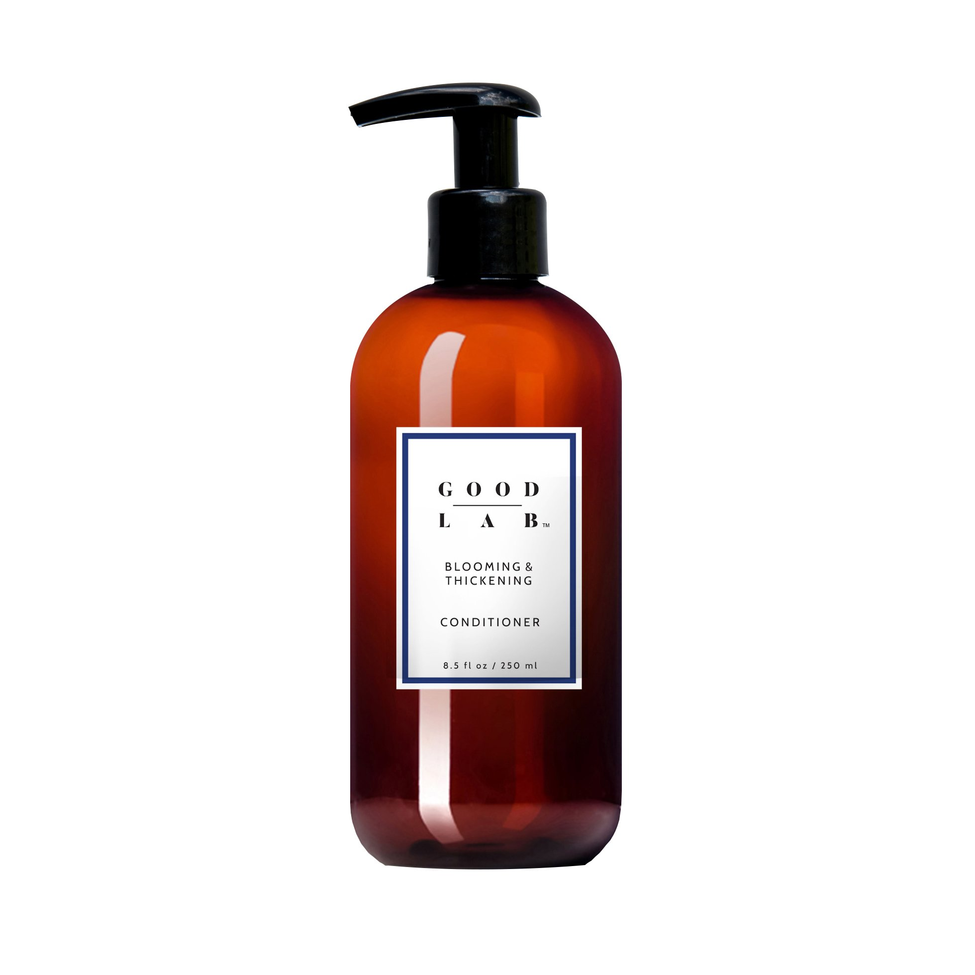 Good Lab Blooming & Thickening Conditioner for Hair Loss, Hair Growth & Thinning Hair. Packed w/DHT Blockers & Antioxidants. Sulfate-free Conditioner. All Hair Types.