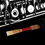 5pcs Oboe Reeds Medium Strength Handmade Oboe Reeds with Case/Tube Instrument Accessories