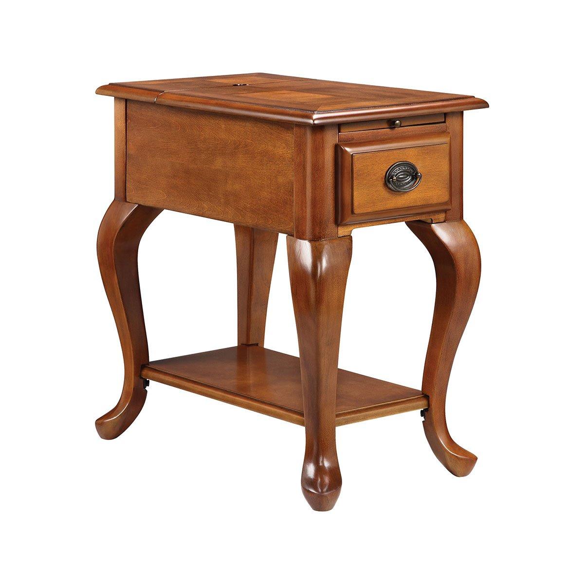 Amazon com shenandoah chairside table kitchen dining