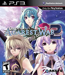 Record Of Agarest War 2 - PlayStation 3 Standard Edition
