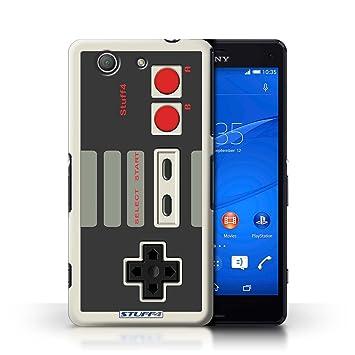 Stuff4 Carcasa/Funda Dura para el Sony Xperia Z3 Compact/Serie ...
