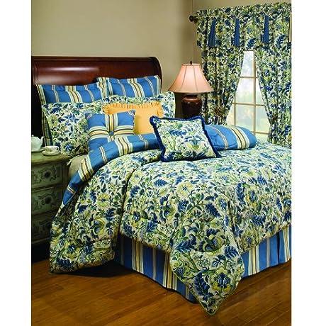 Waverly Imperial Dress Porcelain King Comforter Set