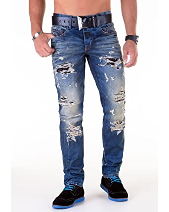 Regular Fit C-1013 Men // Herren Jeans Hose CIPO /& BAXX