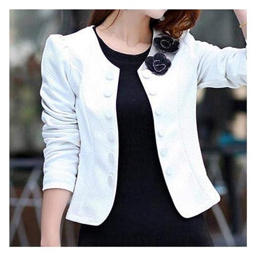 mejor venta sección especial en pies imágenes de XuBa Women Spring Autumn Fashion Blazer Feminino Plus Size ...
