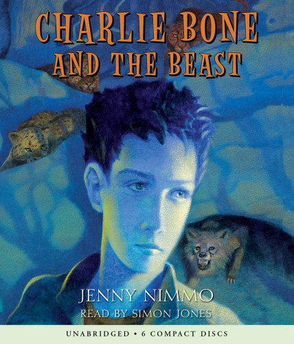 Children of the Red King #6: Charlie Bone and the Beast - Audio