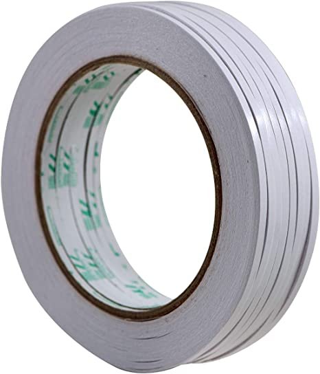 8 Rolls Double-Sided Tape Card Making Supplie Adhesive Sticky Tapes for Photos,