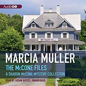 The McCone Files Audiobook