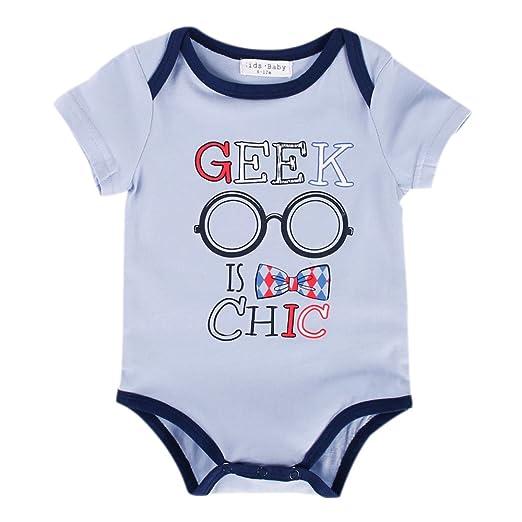 55b5672ed50 Vimuntado Baby Bodysuits Unisex Newborn Clothes Funny Onesie 0 3 6 9 Months  Summer Girls Romper