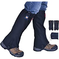 Rayami Snow Gaiters Waterproof Dustproof Leg Gaiters Portable Leg Cover Protect Anti-Tear Breathable Boot Guardian