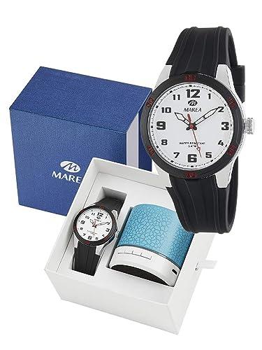 Pack Comunión Reloj Marea Niño y Altavoz Bluetooth B35320/1: Amazon.es: Relojes