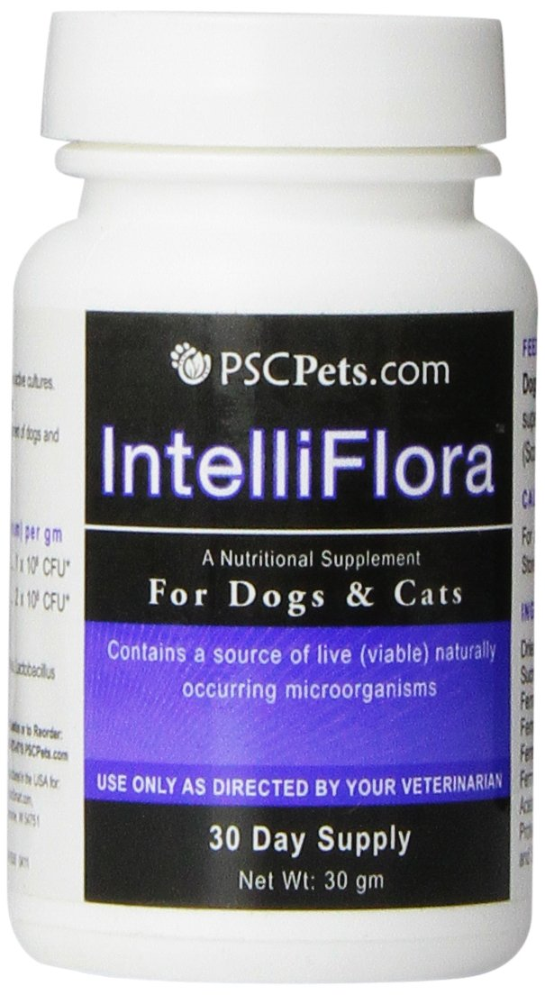 PSCPets Intelliflora Nutritional Supplement, 30gm