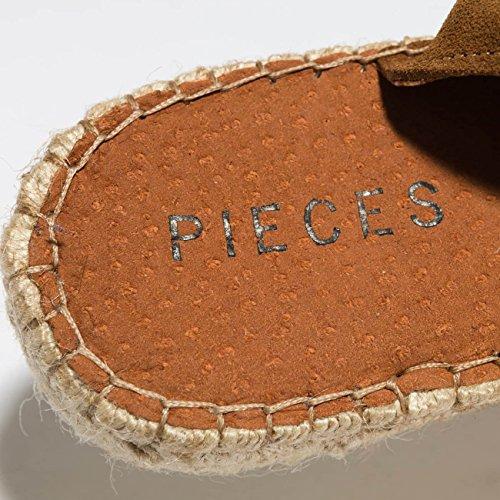 PIECES Damen Schuhe/Sandalen psMelinda Suede Violet
