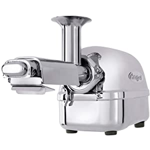 Super Angel All Stainless Steel Twin Gear Juicer- 5500