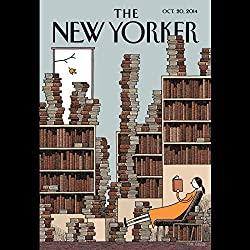 The New Yorker, October 20th 2014 (Patricia Marx, George Packer, Dan Chiasson)