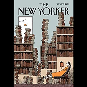The New Yorker, October 20th 2014 (Patricia Marx, George Packer, Dan Chiasson) Periodical