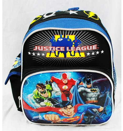 Justice League Mini Backpack product image