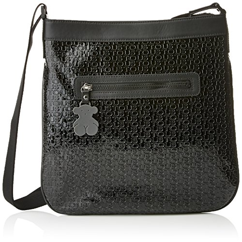 Body Black Negro 2x31x28 Tous L Bandolera Lindsay Cross Black Womens x H Bag W cm wxI0YqB