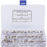 60 piezas Tuerca deslizante de ranura en T