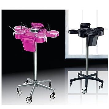 Carrito peluquería Almacenamiento Puerta secador Tijeras Peine Tinte Pelo Ceriotti profesional: Amazon.es: Salud y cuidado personal