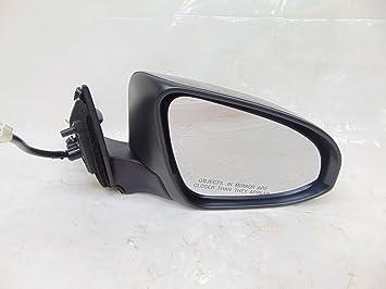 New Passenger Side Mirror RH 2007-2011 Toyota Yaris Sedan Power Non-Heated