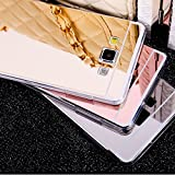 luxury Mirror Soft TPU Case for iPhone 6 6S 6Plus 7 7 Plus/Samsung Galaxy S5 S6 S6 Edge S7 S7Edge silicon back Cover