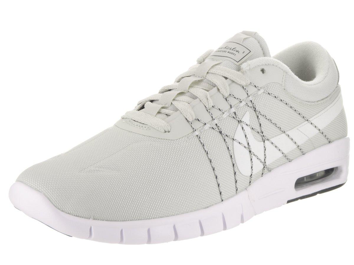NIKE Men's SB Koston Max Skate Shoes… B01N9OW0F4 9 D(M) US|Light Bone/White Anthracite