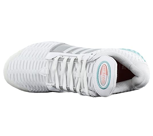 new product f3e42 1e2d4 adidas Climacool 1 W Donne Calzature Bianco Scarpe da Donna Sneaker Top  Amazon.it Scarpe e borse