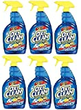 OxiClean Laundry Stain Remover 32-Ounce Spray Bottle (32-Ounce | Pack of 6)