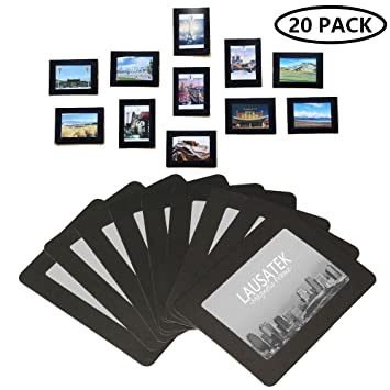 Amazoncom Lausatek Magnetic Picture Frame Photo Collage For