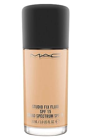 MAC Studio Fix Fluid Foundation SPF15 NC37