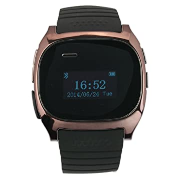 Koolertron Smartwatch Handy-Uhr Armbanduhr Android 2.3: Amazon.de ...