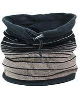 Rockjock mens neck warmer, scarf, hat, hood, snood - reversible