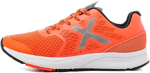 Zapatillas Deportivas Running Naranjas RX-01 de Munich (44 - Naranja): Amazon.es: Zapatos y complementos