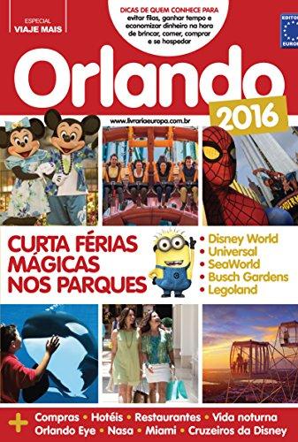 Guia Orlando 2016 (Portuguese - Orlando Florida Outlet