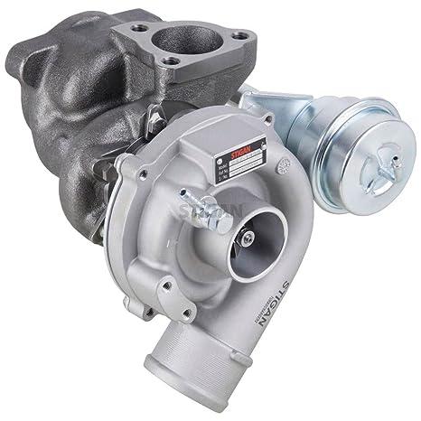 New Genuine stigan Exact Fit K04 Turbocompresor para Audi A4 y Volkswagen Passat 1.8L Turbo