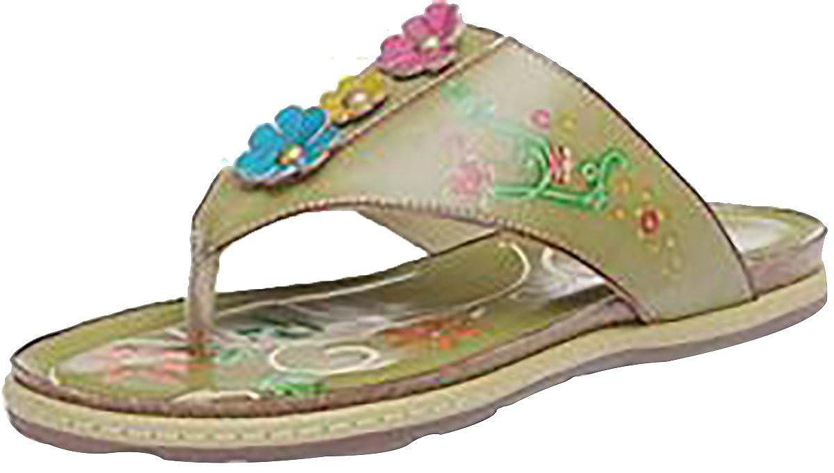 Laruise ,   , Damen Sneaker Niedrig-Tops Grün 7f42ff
