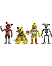 Five Nights at Freddy's - 4 Figure Pack, Set 1