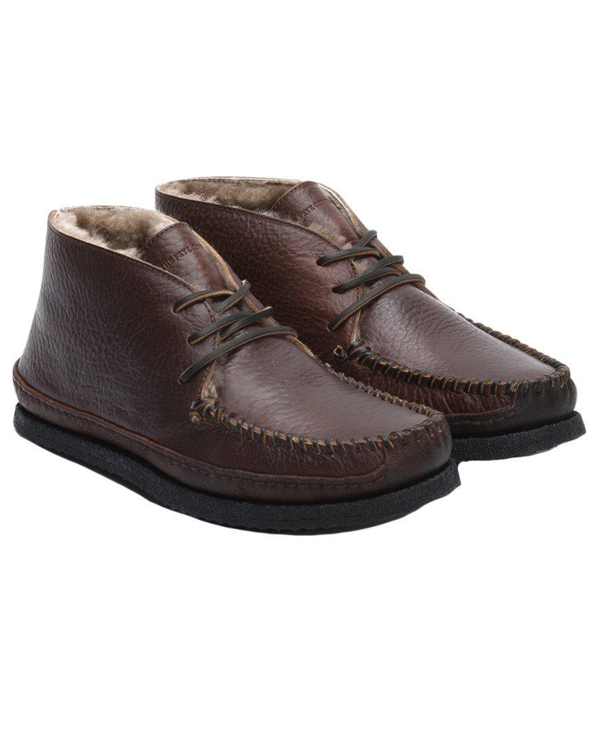 FRYE Men's Porter Chukka Boot,Brown,9 M US
