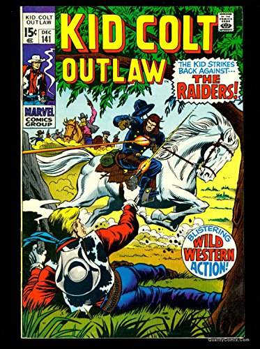Kid Colt Outlaw #141 NM- 9.2 Tongie Farm Collection Pedigree