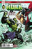 #1: Incredible Hulk (2017) #712 VF/NM Hulk Thor Battle Cover Planet Hulk Part 4