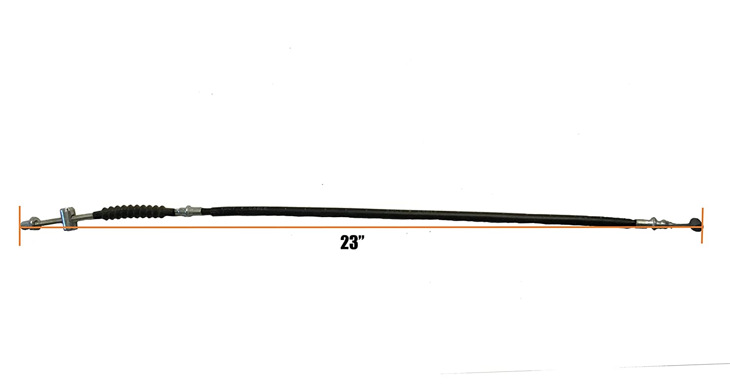 KAZUMA MEERKAT 50 50CC ATV QUAD FRONT REAR DRUM BRAKE CABLE OEM DIRECT FIT