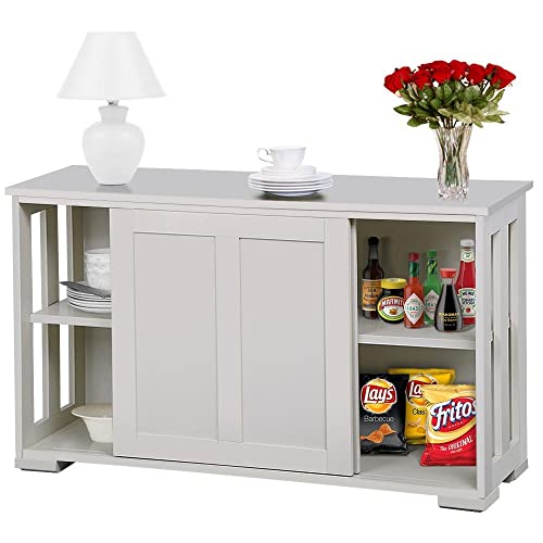Kitchen Sideboard Cabinet: Kitchen Cabinets: Amazon.com