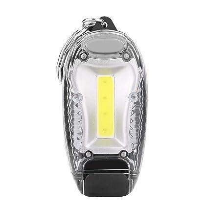 Amazon.com  Sikye 2 in 1 Keychain Light 3 Mode Mini Keychain Pocket Torch  COB LED Flashlights Lamp (Silver)  Home   Kitchen 8fa1d173aed1