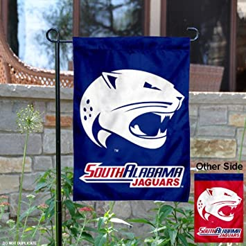 University Of South Alabama Garden Flag And Yard Banner