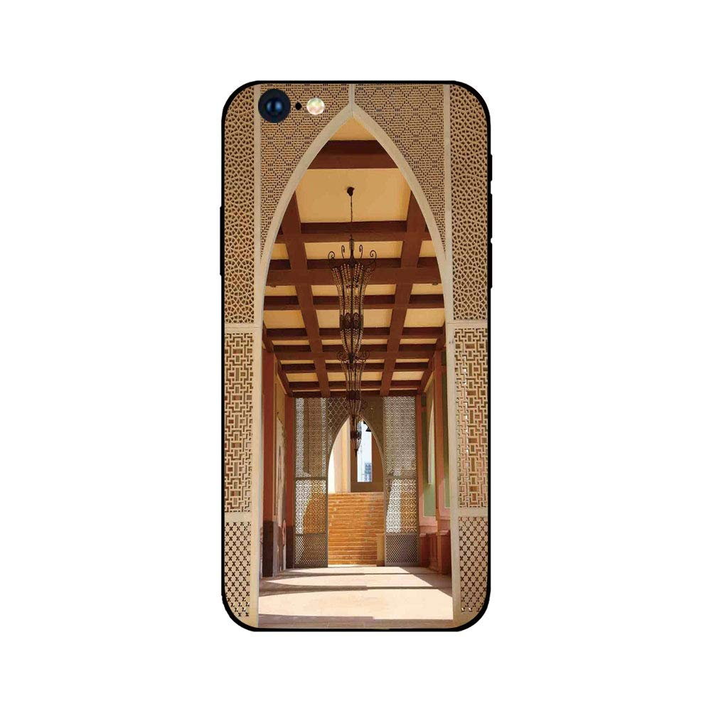 e70be677734383 Phone Case Compatible with iphone6 iphone6s mobile phone covers phone shell  Brandnew Tempered Glass Backplane,Arabian,Traditional Arabian Architecture  in ...