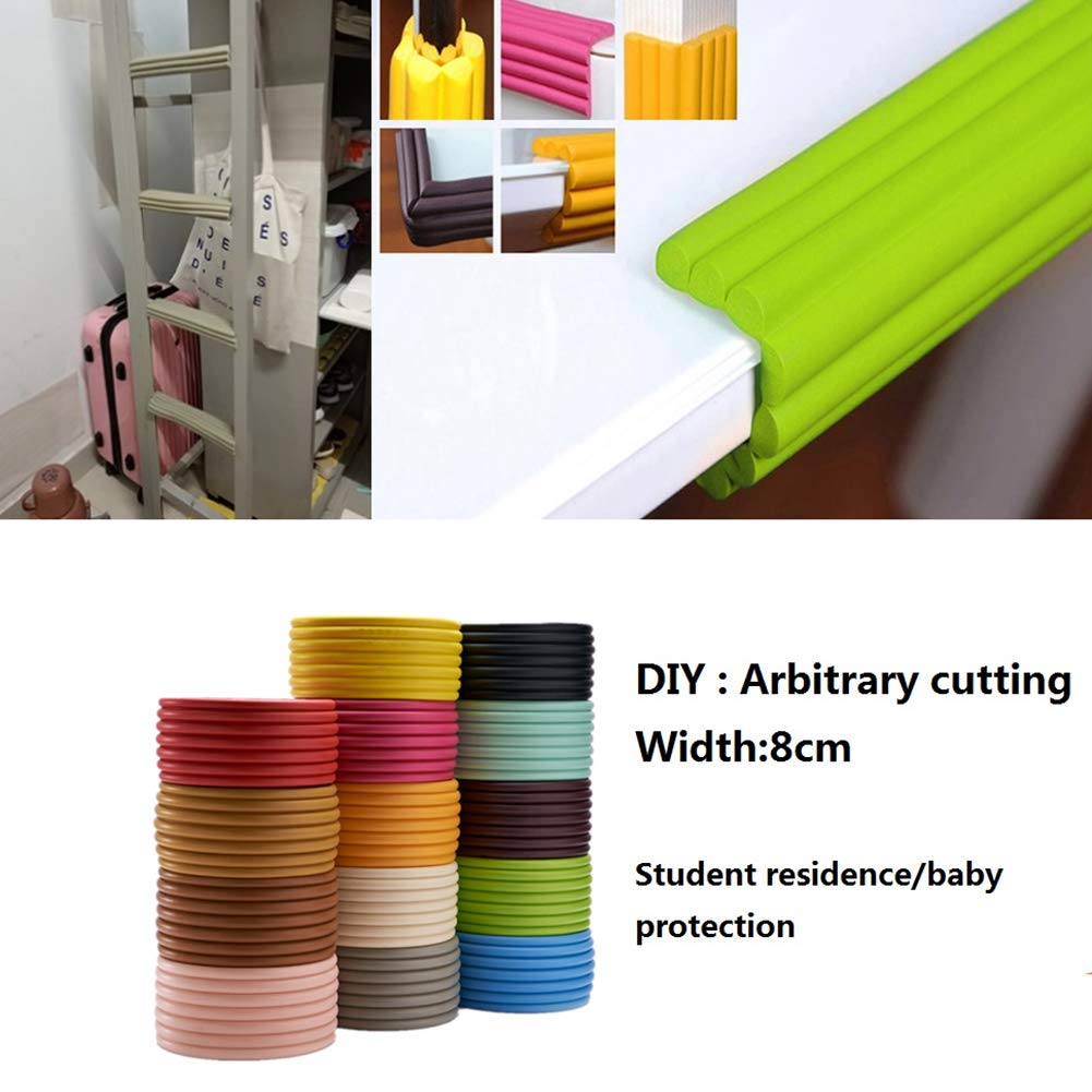 PoeHXtyy Multifunctional Baby Proofing Edge Corner Guards Table Protectors Child Safety Furniture Bumper Corners Safe Edge Corner